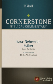 Cornerstone Biblical Commentary: Vol. 5B - Ezra, Nehemiah, Esther  -     By: Gary Smith, Philip W. Comfort