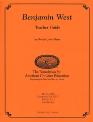Syllabus for Benjamin West: William Penn and the Colony of Religious Toleration  -