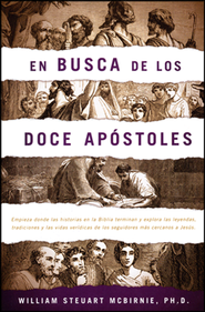 En Busca de los Doce Apóstoles  (The Search for the Twelve Apostles)  -     By: William Steuart McBirnie