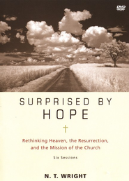 Surprised by Hope, DVD   -     By: N.T. Wright