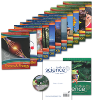 Truth in Science Grade 3 Steps Package (Steps Books, Tests & Quizzes, Answer Key)  -