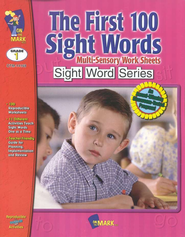 The First 100 Sight Words Gr. 1 - PDF Download  [Download] -
