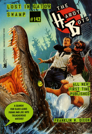 Lost in Gator Swamp - eBook  -     By: Franklin W. Dixon
