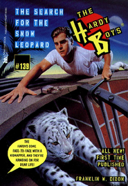 The Search for the Snow Leopard - eBook  -     By: Franklin W. Dixon