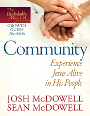 Community-Experience Jesus Alive in His People - eBook  -     By: Josh McDowell, Sean McDowell