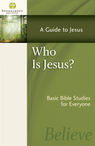 Who Is Jesus? - eBook  -     By: Stonecroft Ministries