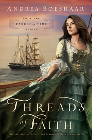 Threads of Faith - eBook  -     By: Andrea Boeshaar