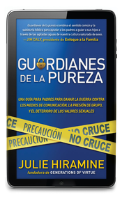 Guardianes de la pureza - eBook  -     By: Julie Hiramine