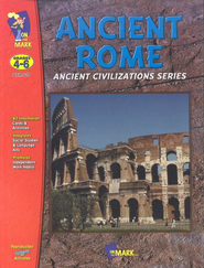 Ancient Rome Gr. 4-6 - PDF Download  [Download] -