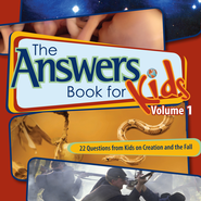 Answers Book for Kids Volume 1: Questions on Creation and the Fall - eBook  -     By: Ken Ham, Cindy Malott