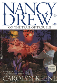 On The Trail Of Trouble - eBook  -     By: Carolyn Keene