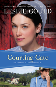 Courting Cate - eBook  -     By: Leslie Gould