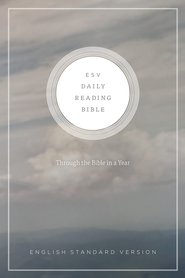 ESV Daily Reading Bible, eBook Based on the M'Cheyne Bible Reading Plan  -