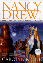 The Case of the Captured Queen - eBook  -     By: Carolyn Keene