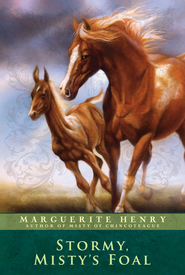 Stormy, Misty's Foal - eBook  -     By: Marguerite Henry