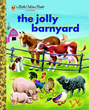 The Jolly Barnyard - eBook  -     By: Anne North Bedford