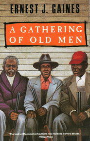 A Gathering of Old Men - eBook  -     By: Ernest J. Gaines