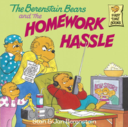 The Berenstain Bears and the Homework Hassle - eBook  -     By: Stan Berenstain, Jan Berenstain