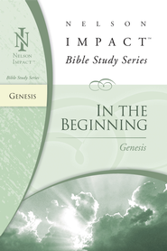 Nelson Impact Study Guide: Genesis - eBook  -