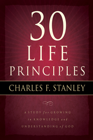 30 Life Principles - eBook  -     By: Charles F. Stanley