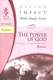 Nelson Impact Study Guide: Romans - eBook  -