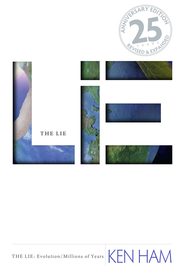 Lie: Evolution, The (Special 25th Anniversary Edition) / Revised - eBook  -     By: Ken Ham, Joaquin Fernandez