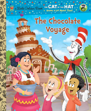 The Chocolate Voyage (Dr. Seuss/Cat in the Hat) - eBook  -     By: Tish Rabe     Illustrated By: Dave Aikins
