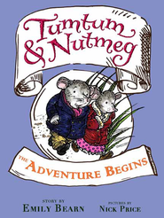 Tumtum & Nutmeg / Digital original - eBook  -     By: Emily Bearn