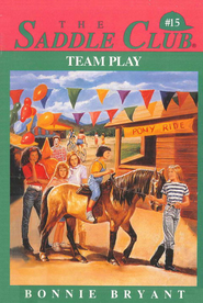 Team Play - eBook  -     By: Bonnie Bryant