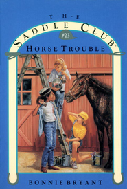 Horse Trouble - eBook  -     By: Bonnie Bryant