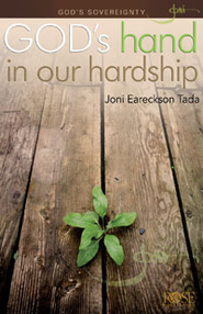 God's Hand in Our Hardship, Pamphlet - eBook   -     By: Joni Eareckson Tada