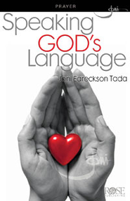 Speaking God's Language, Pamphlet - eBook   -     By: Joni Eareckson Tada