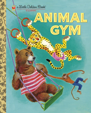 Animal Gym - eBook  -     By: Beth Greiner Hoffman     Illustrated By: Tibor Gergely