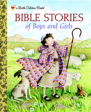 Bible Stories of Boys and Girls - eBook  -     By: Christin Ditchfield