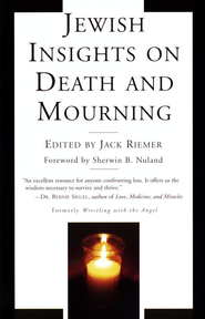 Jewish Insights on Death and Mourning - eBook  -     By: Jack Riemer