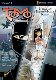I Was an Eighth-Grade Ninja - eBook  -     By: N. Averdonz, Bud Rogers, Rob Corley