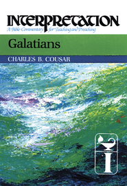 Galatians: Interpretation: A Bible Commentary for Teaching and Preaching - eBook  -     By: Charles B. Cousar
