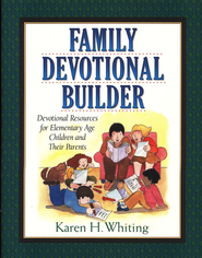 Family Devotional Builder -- Slightly Imperfect    -     By: Karen H. Whiting