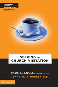 Serving in Church Visitation - eBook  -     By: Jerry Stubblefield