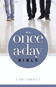 NIV Once-A-Day Bible for Teens / Special edition - eBook  -