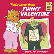The Berenstain Bears' Funny Valentine - eBook  -     By: Stan Berenstain, Jan Berenstain