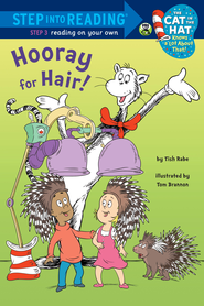 Hooray for Hair! (Dr. Seuss/Cat in the Hat) - eBook  -     By: Tish Rabe     Illustrated By: Tom Brannon