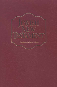 The Jewish New Testament   -     Edited By: David Stern     By: David Stern