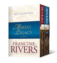 Marta's Legacy Series Boxed Set: 2 Hardcovers  -     By: Francine Rivers