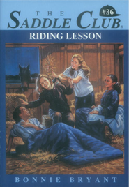 RIDING LESSON - eBook  -     By: Bonnie Bryant