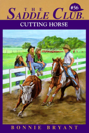 Cutting Horse - eBook  -     By: Bonnie Bryant