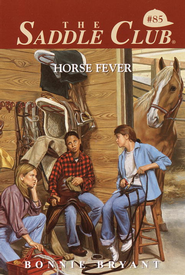 Horse Fever - eBook  -     By: Bonnie Bryant