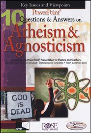10 Questions & Answers on Atheism & Agnosticism -  PowerPoint  [Download] -