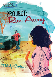 Project: Run Away - eBook  -     By: Melody Carlson, Tim Marrs