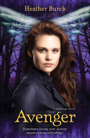 Avenger - eBook  -     By: Heather Burch